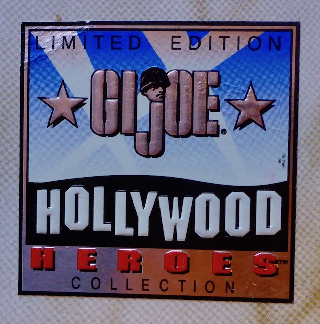 1998 Classic Collection – Hollywood Heroes – Bob Hope Bob4