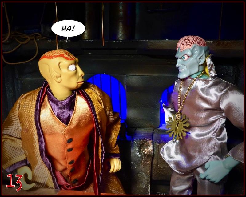 Don't you think the Dr Evil head  sculpt looks like Gangrene head sculpt ? - Page 3 E13