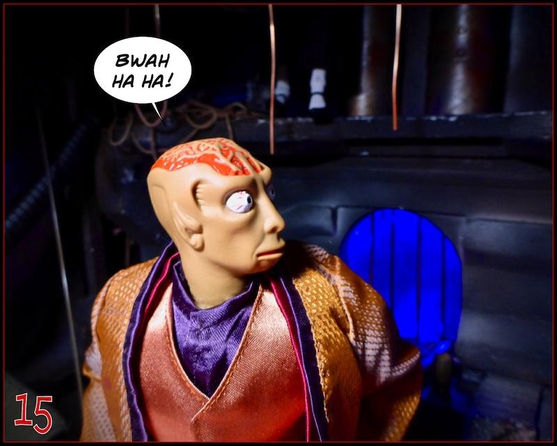 Don't you think the Dr Evil head  sculpt looks like Gangrene head sculpt ? - Page 3 E15