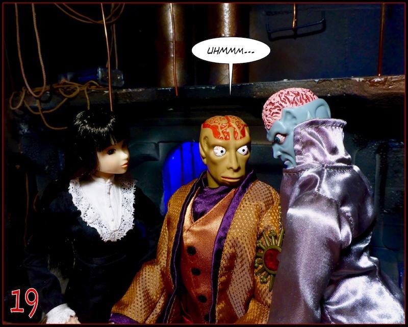 Don't you think the Dr Evil head  sculpt looks like Gangrene head sculpt ? - Page 3 E19