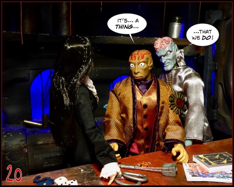 Don't you think the Dr Evil head  sculpt looks like Gangrene head sculpt ? - Page 3 E20
