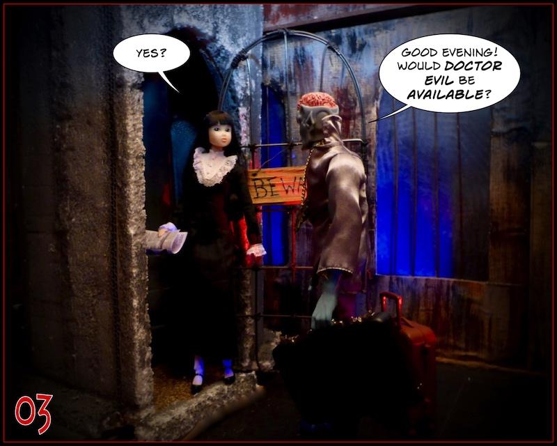 Don't you think the Dr Evil head  sculpt looks like Gangrene head sculpt ? - Page 3 E3