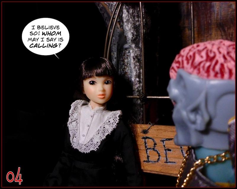 Don't you think the Dr Evil head  sculpt looks like Gangrene head sculpt ? - Page 3 E4