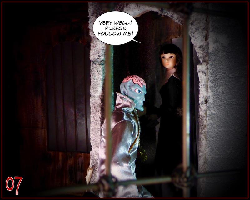 Don't you think the Dr Evil head  sculpt looks like Gangrene head sculpt ? - Page 3 E7