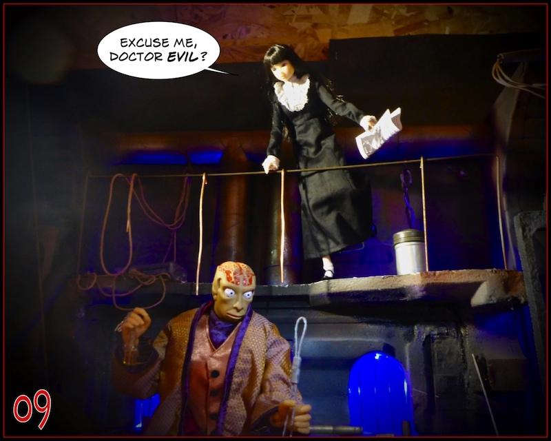 Don't you think the Dr Evil head  sculpt looks like Gangrene head sculpt ? - Page 3 E9