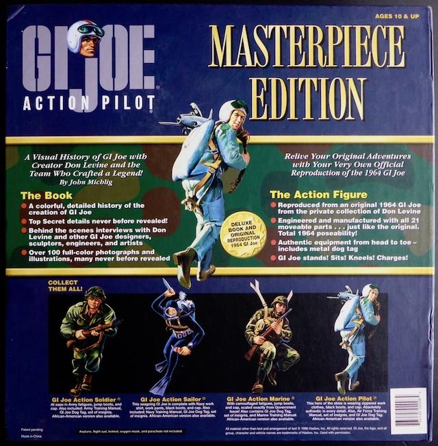1996 Masterpiece Edition Action Pilot Mpjoe2