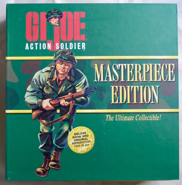 1996 Masterpiece Edition Action Soldier As1