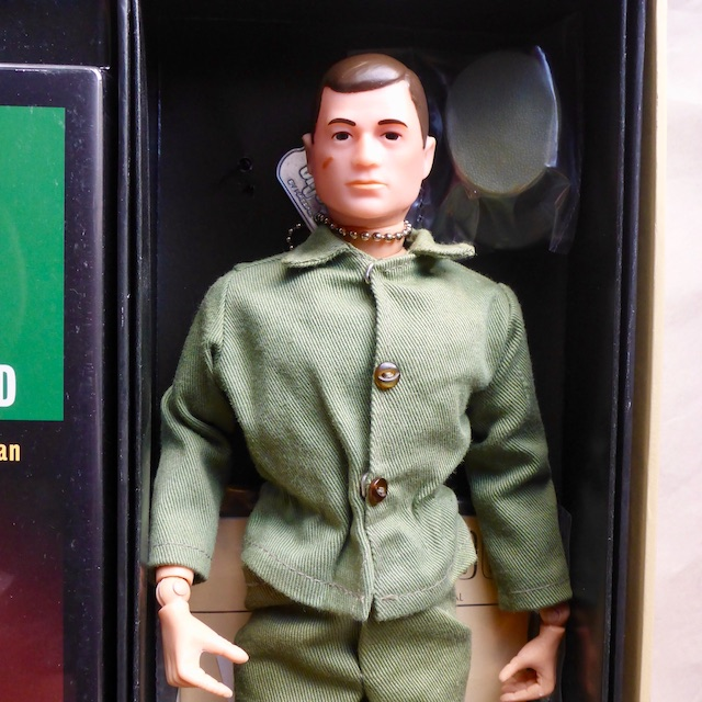 1996 Masterpiece Edition Action Soldier As5