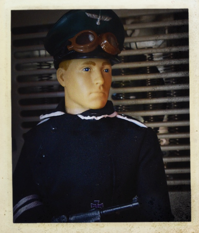 2000 Foreign Soldiers Collection: German Panzer Tank Sergeant-Major Sept4