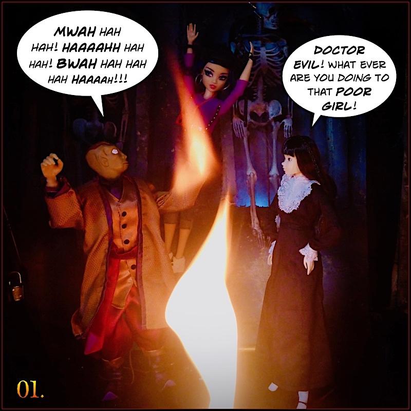 Don't you think the Dr Evil head  sculpt looks like Gangrene head sculpt ? - Page 2 Monevil1