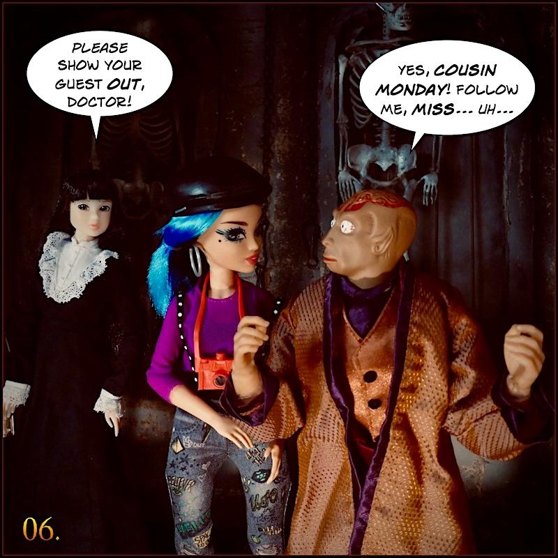 Don't you think the Dr Evil head  sculpt looks like Gangrene head sculpt ? - Page 2 Monevil6