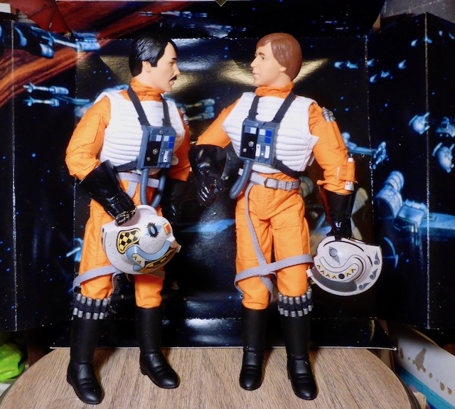 Hasbro STAR WARS Wedge Antilles and Biggs Darklighter Box Set 21april8