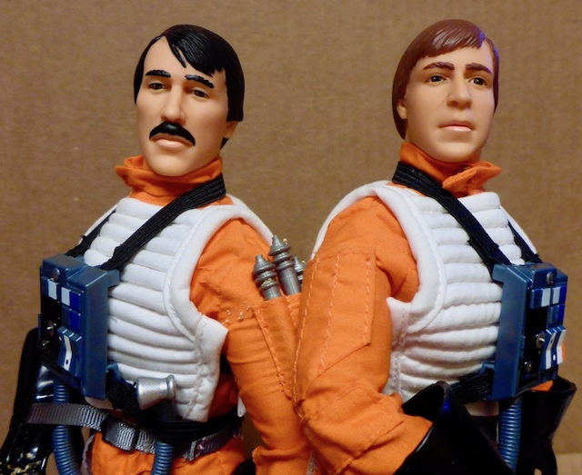 Hasbro STAR WARS Wedge Antilles and Biggs Darklighter Box Set 21april9